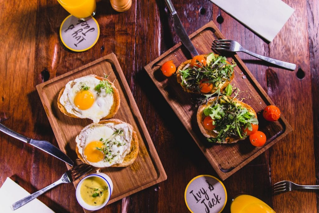 New Year's Day Brunch in Perth City