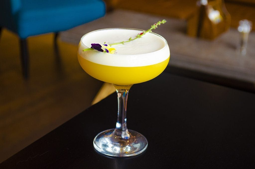 Spring in the City | Cocktails | Perth Bar | Orange Blossom
