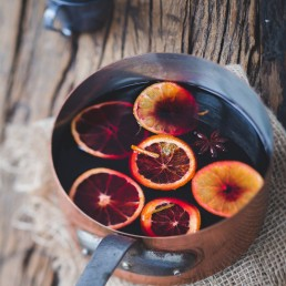 Ivy & Jack - Winter Mulled Wine - Perth City