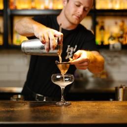 Ivy & jack - Vanilla Margarita - Cocktail Bar